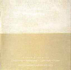 Zimmerlin, Alfred: Dunki . Frey . Aeschbacher . Capt . Hefti . Moster (Edition Wandelweiser Records)
