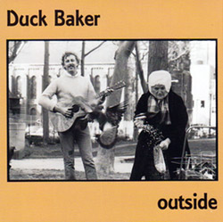 Baker, Duck : Outside (1977-83) (Emanem)