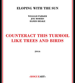 Eloping with the Sun (William Parker / Morris / Drake): Counteract This Turmoil Like Trees and Birds (RogueArt)