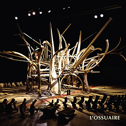 Blouin, Hugo / Claude Bourque / Paul Gregoire: L' Ossuaire [2 CDs]