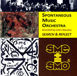 Spontaneous Music Orchestra: Search & Reflect (1973-81) [2 CDs] (Emanem)