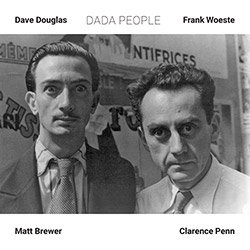 Douglas, Dave & Frank Woeste: Dada People <i>[Used Item]</i>
