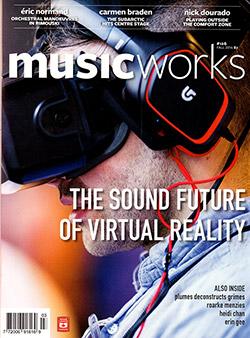 Musicworks: #126 Fall 2016 [MAGAZINE + CD] (Musicworks)