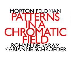 Morton Feldman: Patterns in a Chromatic Field (hat[now]ART)