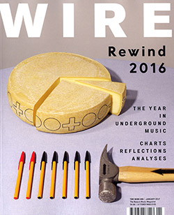 Wire, The: #395 January 2016 [MAGAZINE]
