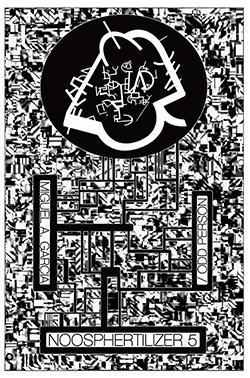 Odd Person / Miguel A. Garcia: NOOSPHERTILIZER V [CASSETTE + ART BOOKLET]
