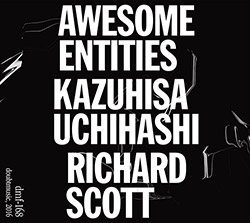 Kazuhisa  Uchihashi / Richard Scott: Awesome Entities (Doubtmusic)