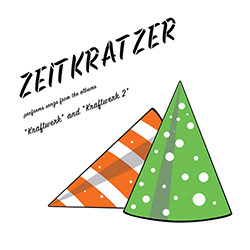 "Zeitkratzer: Performs Songs From The Albums ""Kraftwerk"" And ""Kraftwerk 2"" [VINYL + DOWNLOAD]"