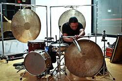 Tatsuya Nakatani: Solo Drum Performance @ Squidco