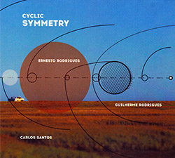 Ernesto Rodrigues, Guilherme Rodrigues, Carlos Santos: Cyclic Symmetry (Creative Sources)