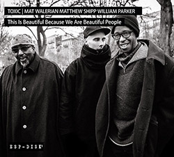 Toxic: Mat Walerian / Matthew Shipp / William Parker: This Is Beautiful Because We Are Beautiful Peo