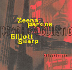 Sharp, Elliott / Zeena Parkins : >Blackburst< (Les Disques Victo)
