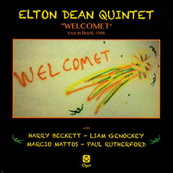Dean, Elton Quintet: Welcomet - Live in Brazil, 1986