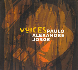 Jorge, Paulo Alexandre : Voices (Creative Sources)