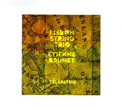 Lisbon String Trio with Etienne Brunet: Telepathie (Creative Sources)