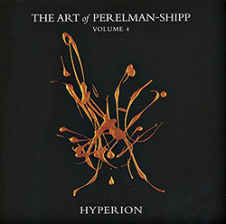 Perelman, Ivo & Matthew Shipp (w/ William Parker / Whit Dickey): The Art Of Perelman-Shipp Volume 3