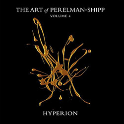 Perelman, Ivo & Matthew Shipp (w/ Michael Bisio): The Art Of Perelman-Shipp Volume 4 Hyperion