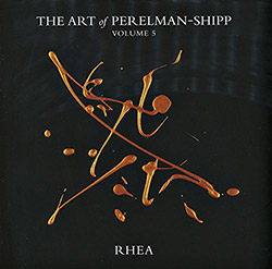 Perelman, Ivo & Matthew Shipp (w/ William Parker / Whit Dickey): The Art Of Perelman-Shipp Volume 5 (Leo)