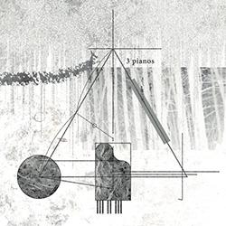 Tanaka, Ayumi / Johan Lindvall / Christian Wallumrod: 3 Pianos [VINYL LP] (Nakama Records)
