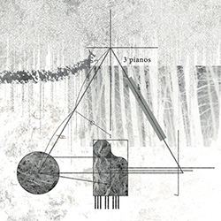Tanaka, Ayumi / Johan Lindvall / Christian Wallumrod: 3 Pianos [VINYL LP]