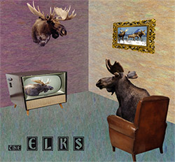 Elks, The (Kai Fagaschinski / Liz Allbee / Billy Roisz / Marta Zapparoli): This Is Not The Ant