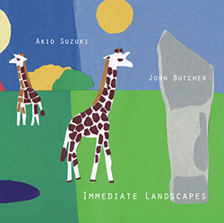 Suzuki, Akio / John Butcher: Immediate Landscapes (Ftarri)