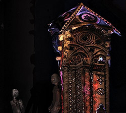 Mori, Ikue (w/ Jim Black / Okkyung Lee / Sylvie Courvoisier): Obelisk (Tzadik)