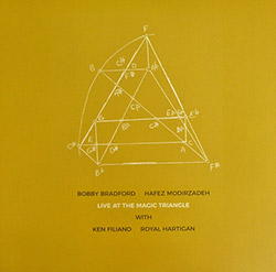 Bradford, Bobby / Hafez Modirzadeh / Ken Filiano / Royal Hartigan: Live at the Magic Triangle [VINYL