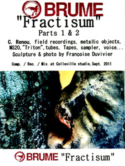 Brume: Fractisum [CASSETTE] (Banned Production)