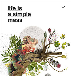 Travassos: Life Is A Simple Mess [BOOK + CD]