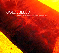 Adachi / Buck / Frangenheim / Gratkowski: Goldsbleed (Creative Sources)