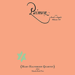 Halvorson, Mary Quartet (w/ Gress / Fujiwara / Okazaki): Paimon: The Book Of Angels Volume 32