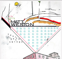 Weston, Matt: Searchlight Swings b/w Is That Helicopter Over Our House? [7-inch' VINYL] (7272music)