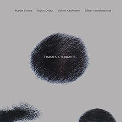 Blume, Martin / Tobias Delius / Achim Kaufmann / Dieter Manderscheid: Frames & Terrains [VINYL]