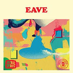 Eave (Anna Webber/ Erik Hove / Vicky Mettler / Evan Tighe): Eave [CASSETTE]