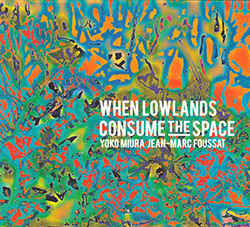 Miura, Yoko / Jean-Marc Foussat: When Lowlands Consume the Space (Creative Sources)