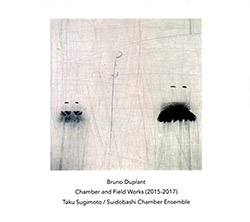 Duplant, Bruno : Chamber and Field Works 2015-2017 [2 CDs]