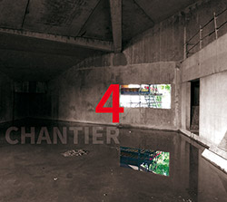 Pascal Battus / Bertrand Gauguet / Eric La Casa: Chantier 4 (Swarming)