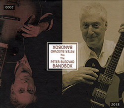 Blegvad, Peter : Bandbox [6 CD BOX SET] (Recommended Records)