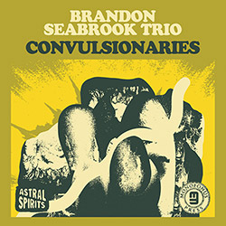 Seabrook, Brandon Trio: Convulsionaries [CASSETTE + DOWNLOAD] <i>[Used Item]</i>