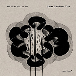 Cambien, Jonas Trio (w / Roligheten / Wildhagen): We Must Mustn't We [VINYL] (Clean Feed)