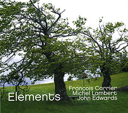 Carrier, Francois  / Michel Lambert / John Edwards: Elements (FMR)