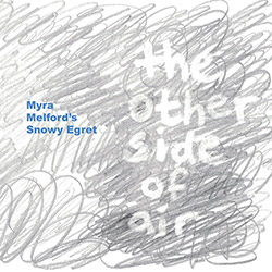 Melford's, Myra Snowy Egret (w/ Miles / Ellman / Takeishi / Sorey): The Other Side Of Air (Firehouse 12 Records)