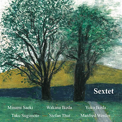Saeki, Minami / Wakana Ikeda / Yoko Ikeda / Taku Sugimoto / Stefan Thut / Manfred Werder: Sextet (Meena)