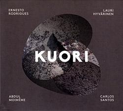 Ernesto Rodrigues / Lauri Hyvarinen / Abdul Moimeme / Carlos Santos: Kuori (Creative Sources)