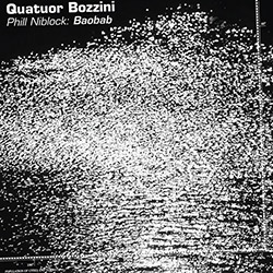 Quatuor Bozzini: Phill Niblock: Baobab (Collection QB)