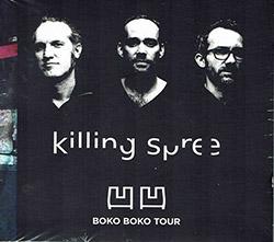 Killing Spree (Metzger / Daniel / Galichet): Boko Boko Tour