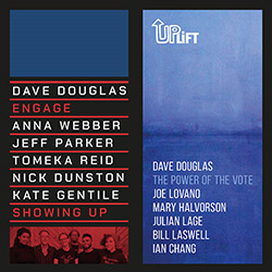 "Douglas, Dave: Showing Up / The Power of the Vote [7"" VINYL]"
