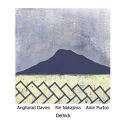 Davies, Angharad / Rie Nakajima / Alice Purton: Dethick <i>[Used Item]</i> (Another Timbre)