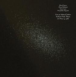 Cherry, Don / Dave Holland / Steve Lacy / Masahiko Togashi: Live at Yubin Chokin Kaikan Hall, Tokyo